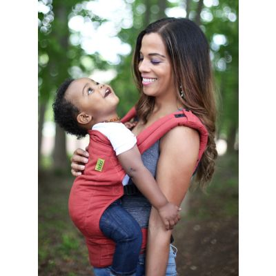 Boba 4G Moab Baby Carrier Mother and child