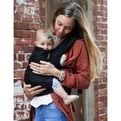 Boba Air Black Ultra Compact Baby Carrier light weight & Stylish