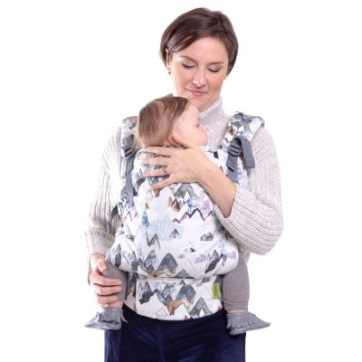 Boba X Baby & Toddler Carrier Call of the Mountains studio front view