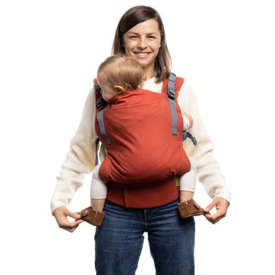 Boba X Baby & Toddler Carrier Red Rock