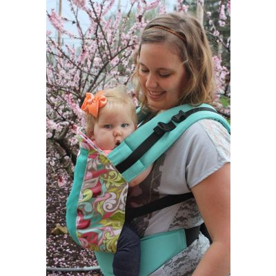 Kinderpack Carrier Lotus with Koolnit