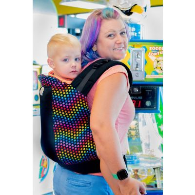 Kinderpack Carrier Star Brite with Koolnit