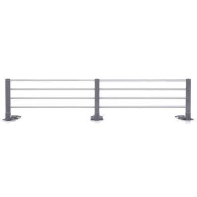 Reer Extendable & Height Adjustable Bed Guard Grey