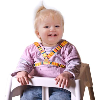 Reer Safety Harness used on baby in high chair