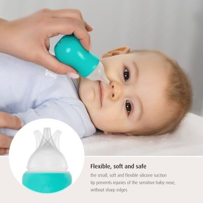 Reer Soft&Clean Safety Nasal Aspirator with soft tip