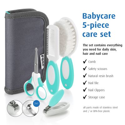 Reer BabyCare 5-Part Care Set