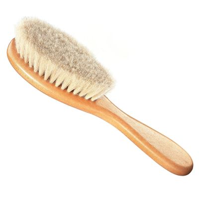 Reer Baby Hair Brush Natural Line Medium size for babies 6 months and older