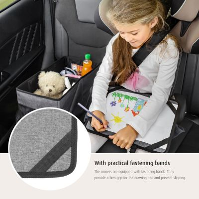 Reer TravelKid Play Travel Tray elastic to secure drawing