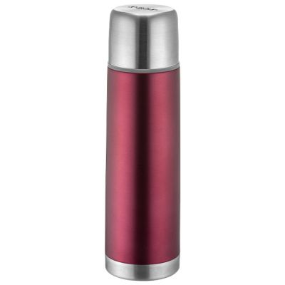 Reer Colour Stainless Steel Vacuum Bottle Berry Red 450ml