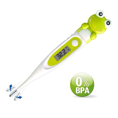Reer Digital Fever Thermometer Frog with flexible tip