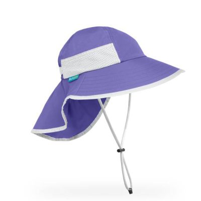 Sunday Afternoons UPF 50+ Kids Play Hat Iris Child or Youth Size
