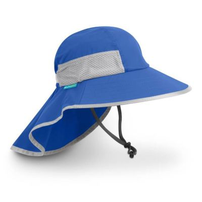 Sunday Afternoons UPF 50+ Kids Play Hat Royal Child or Youth Size