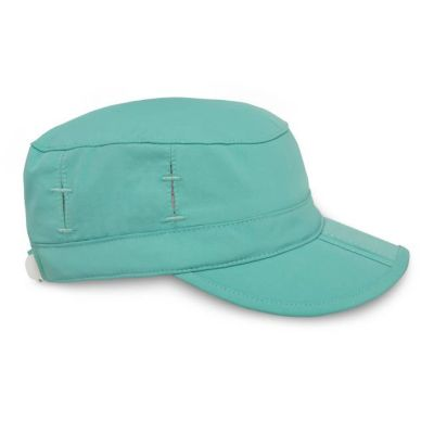 Sunday Afternoons UPF 50+ Kids Tripper Sun Protection Cap Blue Agate