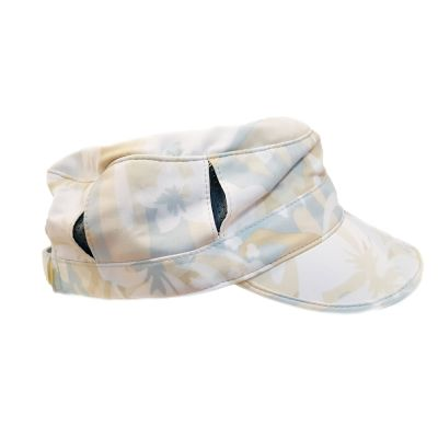 Sunday Afternoons UPF 50+ Kids Tripper Sun Protection Cap Blue Camo