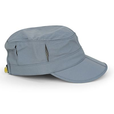Sunday Afternoons UPF 50+ Kids Tripper Sun Protection Cap Chambray