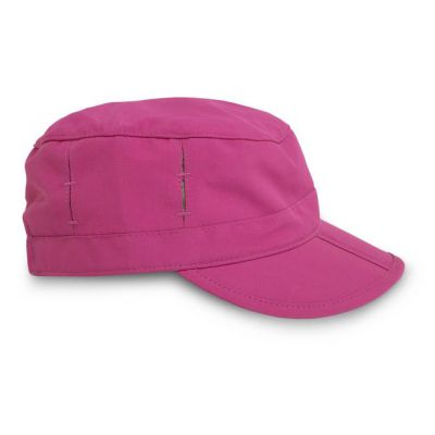 Sunday Afternoons UPF 50+ Kids Tripper Sun Protection Cap Wild Berry
