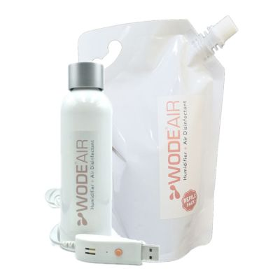 Wode Air HOCl Disinfectant Humidifier Kit with 500ml Refill Combo