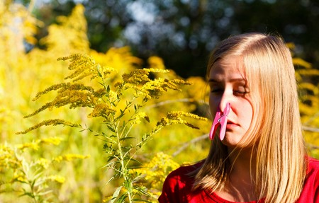 Protection from pollen is crucial for people with pollen allergy