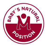 Manduca baby carriers put baby in their trademarked M-Position to promote health hip and spine development