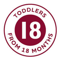 Manduca ExTend are intended for use with Toddlers 18 months and above